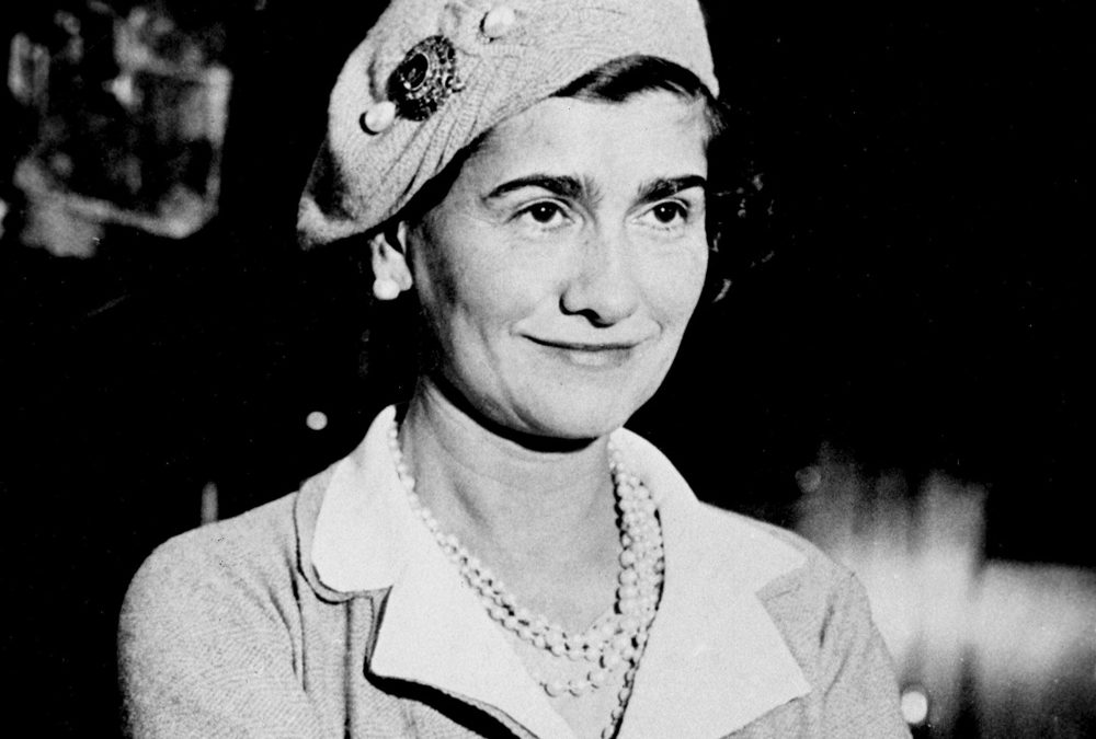 Inspirational Women in History: Coco Chanel