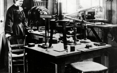 Inspirational Women in History: Marie Curie