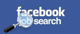 Using Facebook to Find a Job