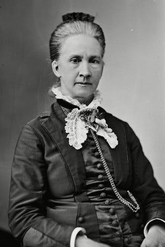 Celebrating Women in History: First to argue in the Supreme Court – Belva Lockwood