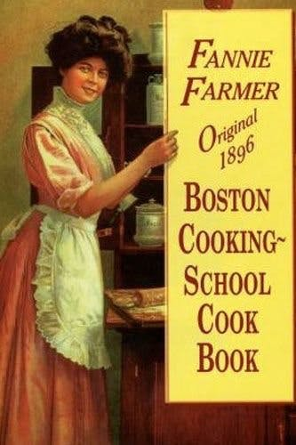 Celebrating Women in History: First to publish a modern cookbook – Fanny Farmer