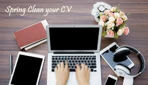 How to give your CV a spring clean