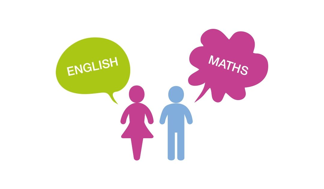 Why you should improve your English and Maths skills